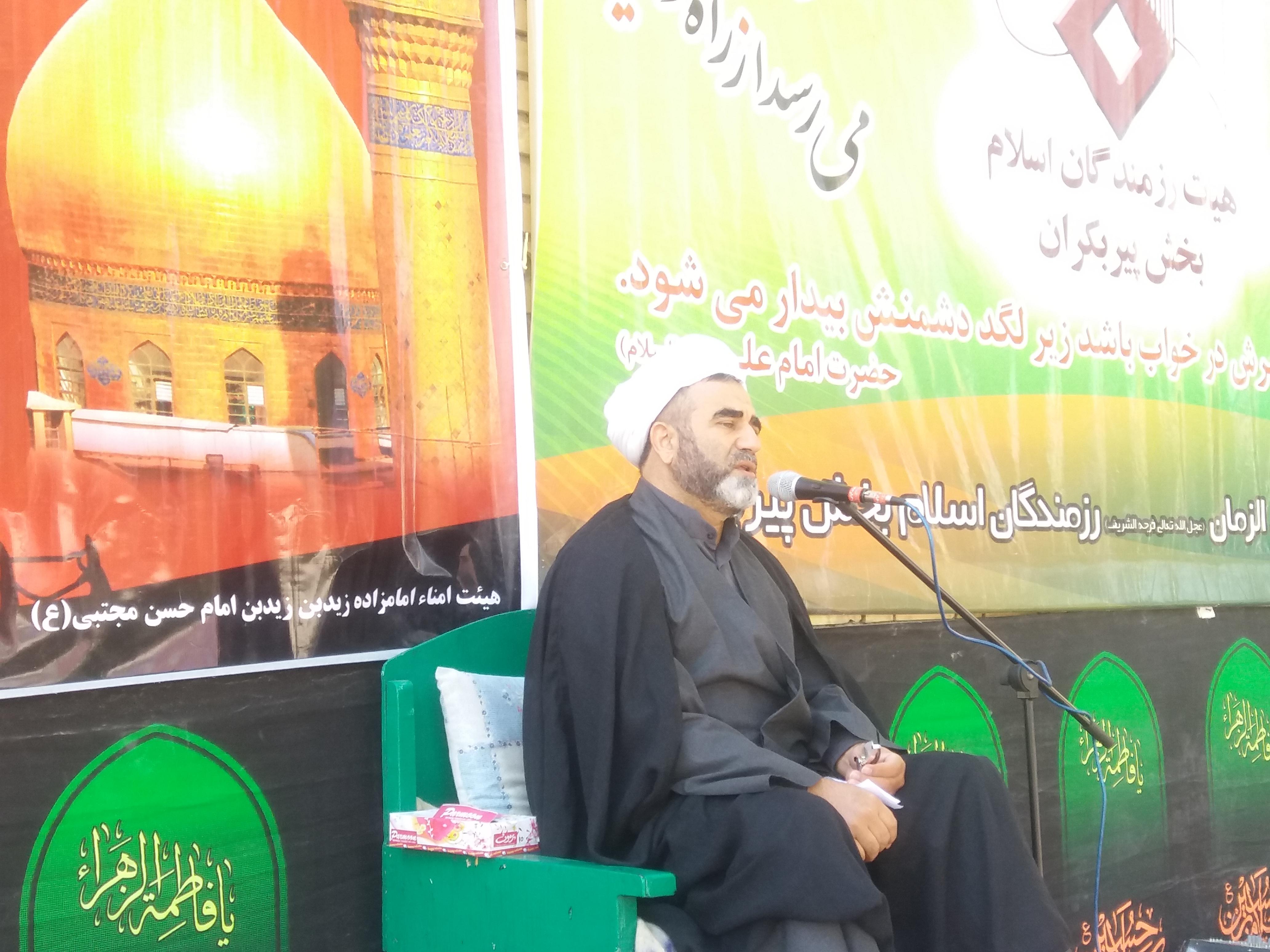 حجت الاسلام والمسلمین دکتر حاجی ابوالحسنی: اربعین نقطه کمال دینداری خدامحوری است